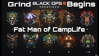 Call of Duty BO4 CAMPING IS A HABIT / Call of Duty Black Ops 4