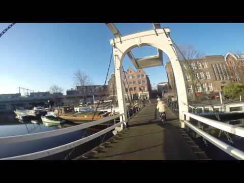 Ballade en Velo à Amsterdam !!!