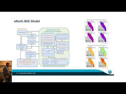 COST-EOS training: Downscaling activities in ocean biogeochemical modelling