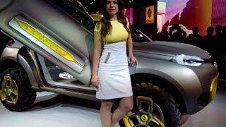 Renault KWID Concept 2014 Videos