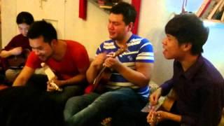 Sài gòn cà phê sữa đá (Ha Noi Ukulele Club)