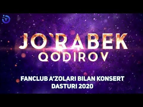 Jo'rabek Qodirov muhlislari ishtirokida SHOU dasturi 2020