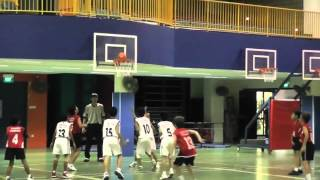 Junior Boys Nat Bball Comp 10 Apr 12 - Telok Kurau v Eunos Pri Q4