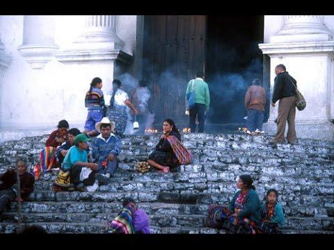 2°Parte Viaggio in Guatemala Chichicastenango video di Pistolozzi Marco Avventure nel Mondo