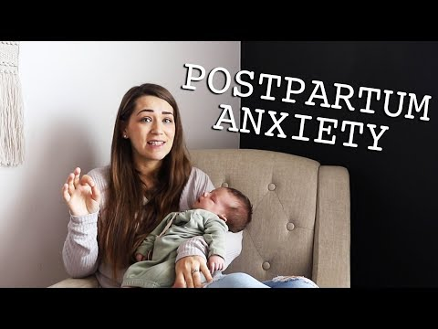 POSTPARTUM SURVIVAL | DEALING WITH POSTPARTUM ANXIETY | Pregnancy Vlog
