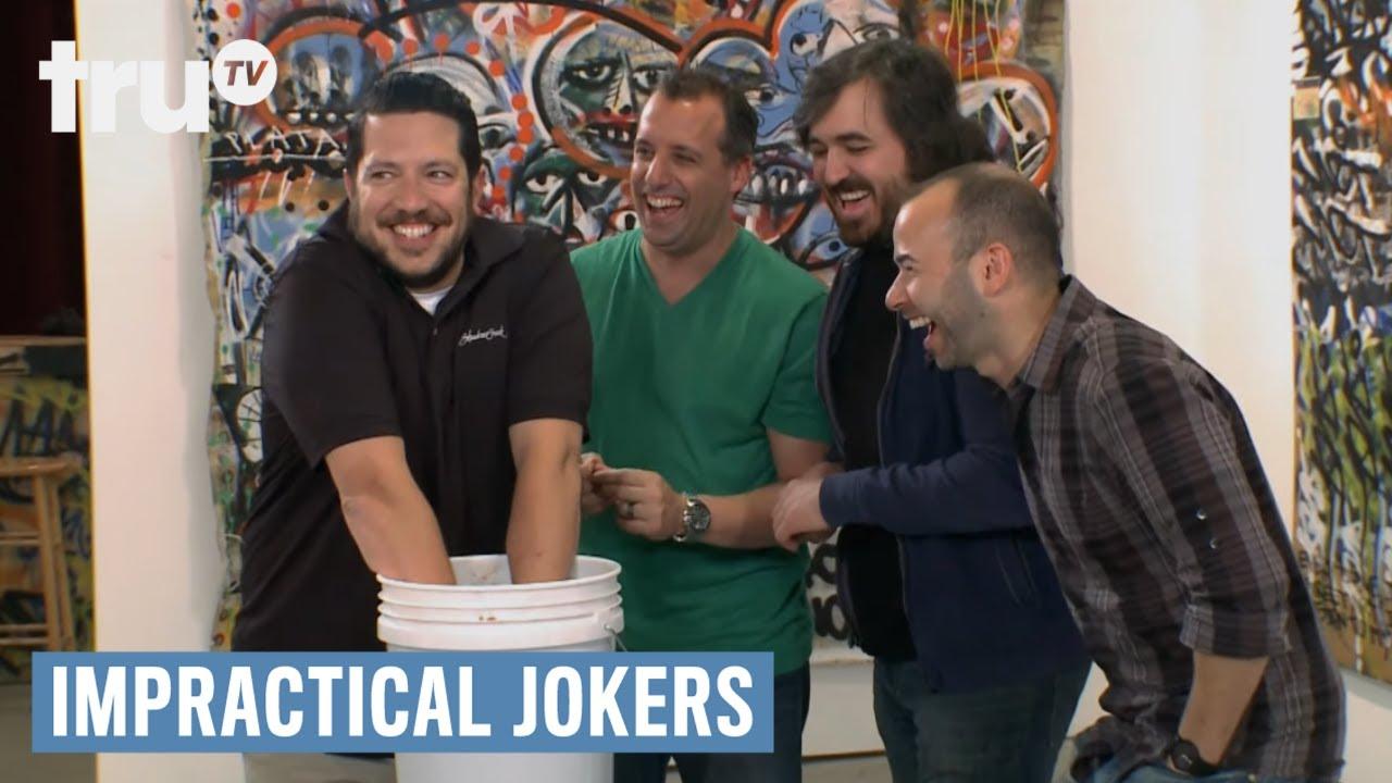 Download Impractical Jokers - Sal's Most Cringeworthy Germaphobe Moments (Mashup) | truTV