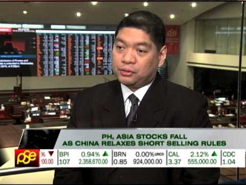 Why PH, Asia stocks fell