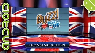 Buzz!: Brain of the UK (EUR) | NVIDIA SHIELD Android TV | PPSSPP Emulator [1080p] | Sony PSP
