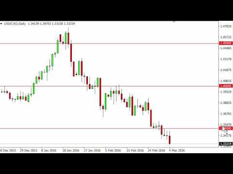 USD/CAD Technical Analysis for March 7 2016 by FXEmpire.com
