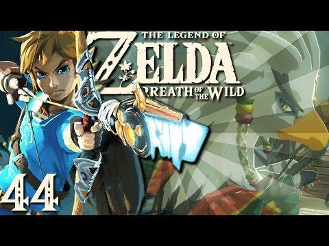 Rebound and Airborne | Let's Play Zelda: Breath of the Wild Part 44 w/ ShadyPenguinn