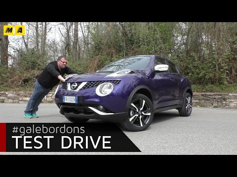 Nissan Juke 1.5 dci | Test Drive #AMboxing
