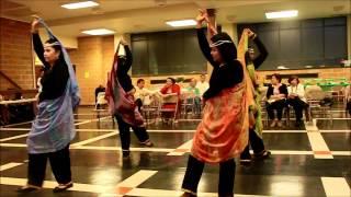 Kappa Malong Malong Traditional Dance.