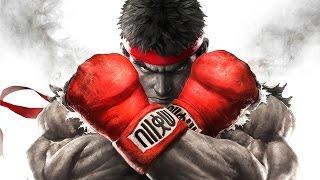 Street Fighter V : A Primeira Meia Hora
