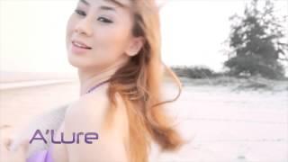 Thai Girl in Blue Bikini Having a LOT of Fun at The Beach (June - part 2)