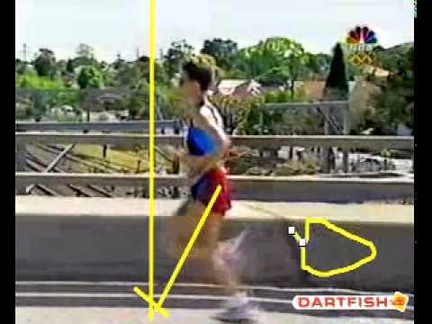 Bad Running Technique Analysis - YouTube