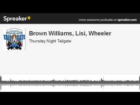 Brown Williams, Lisi, Wheeler (made with Spreaker)