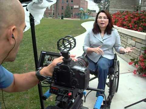 Tammy Duckworth Unedited Turning Point Interview