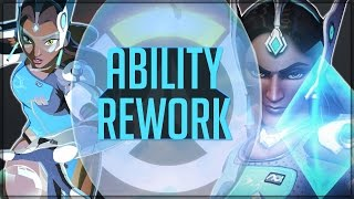 Symmetra Rework and New Abilities Speculation - Overwatch Lore and Discussion!