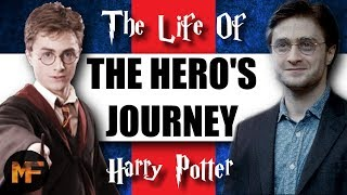 The Life of Harry Potter: The Hero's Journey Explained (Video Essay / Theory Video)