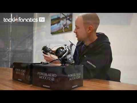 Tackle Fanatics TV - Shimano Power Aero XTB & XSB Review