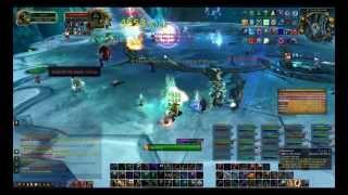 Santo Grial Rey Exánime 25 Heróico  Segunda Muerte en el server Wow Rean