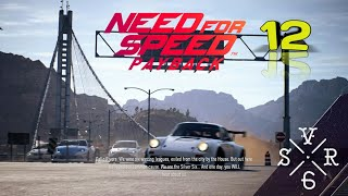 NEED FOR SPEED PAYBACK WALKTHROUGH GAMEPLAY PART 12 - SILVER SIX CREW