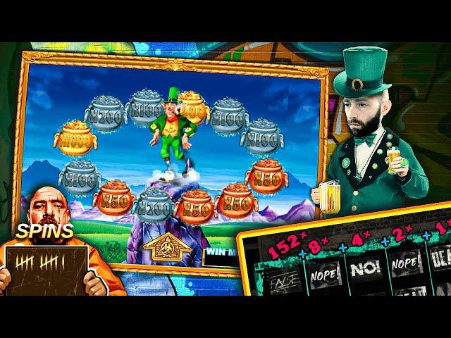Slots: San Qunetin - Chaos Crew - Rainbow Riches Session