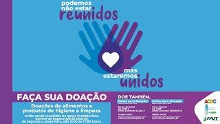 IP Central de Itapeva - Pr. Arnildo - LIVE de Sexta-feira - 15/05/2020