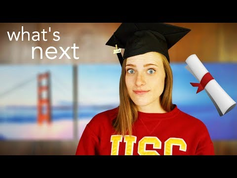 USC Graduate: What I'm Doing After College