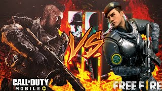 🔥CALL OF DUTY MOBILE VS FREE FIRE  RAP 2019🔥 • Luis Gz con Mc Bram •