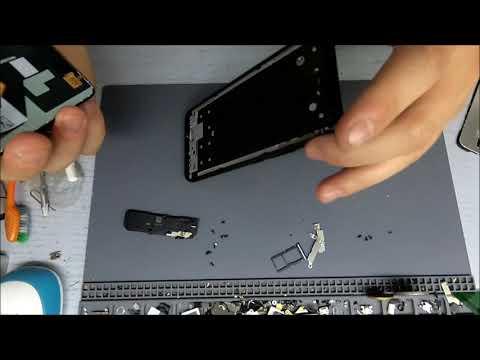 Xiaomi Redmi Note 7 - Замена дисплейного модуля.