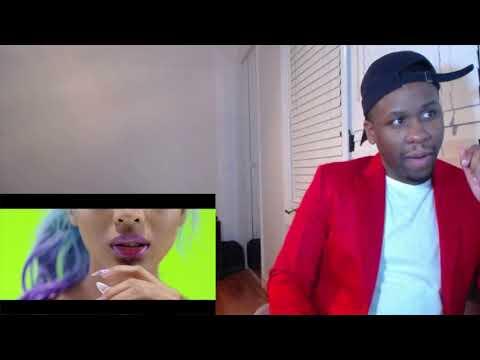 NADIA NAKAI FT CASSPER NYOVEST NAAA MEEAAN (OFFICIAL MUSIC VIDEO) |Reaction Video