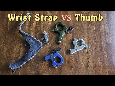 Thumb Trigger Vs Wrist Strap Release