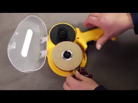 How to Load the Scotch® ATG 700 Adhesive Tape Applicator