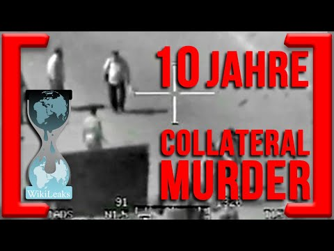 10 Jahre Collateral Murder | Support Wikileaks! [sic!] #05
