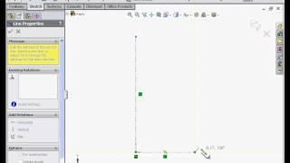 سوليدووركس البرنامج التعليمي - كيفية إنشاء مخطط رسم - تصميم السطح & النمذجة