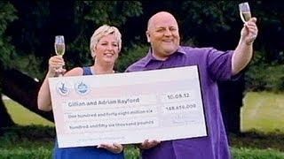 Euromillions : un couple britannique remporte le jackpot de 188 millions d'euros
