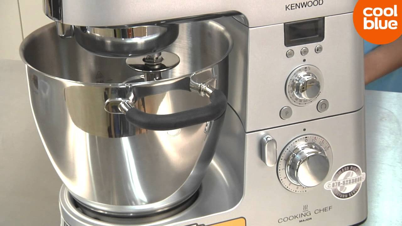 Kenwood km086 cooking chef megapack keukemachine for Kenwood cooking chef avis