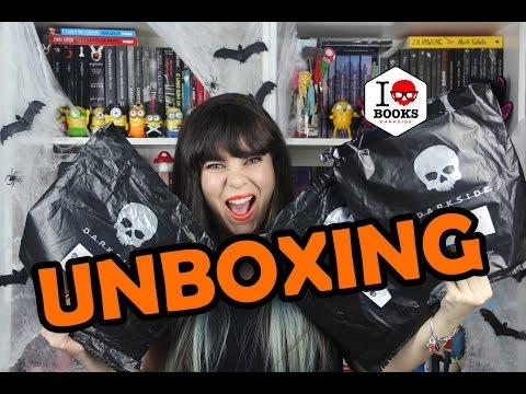 Unboxing DarkSide Books #11