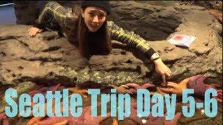 Seattle Trip Day5-6 + GIVEAWAY!! [English Subs] - SasakiAsahi Thumbnail