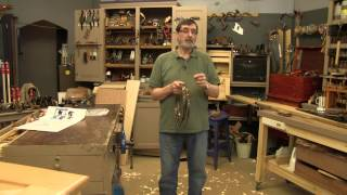 Folding A Bandsaw Blade - With Paul Sellers