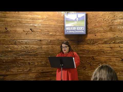 Sabrina Orah Mark & Elizabeth McCracken Reading at Malvern Books pt. 1
