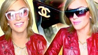 MY SUNGLASSES COLLECTION! ☼ | Gigi
