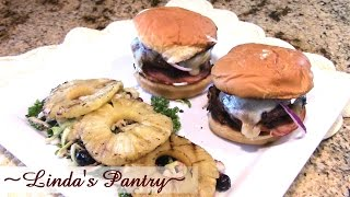 Hawaiian Turkey Sliders With Out Takes & Lindas Pantry