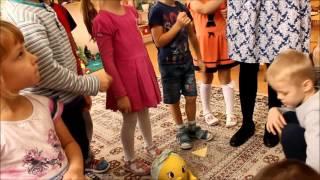 Путешествие колобка в страну математики(Интегрированная образовательная деятельность в старшей группе №6