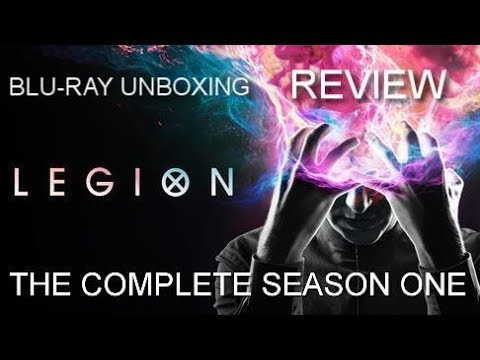 LEGION: The Complete Season One Blu-ray Unboxing - Review