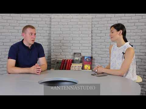 Телеканал АНТЕНА: #ANTENNASTUDIO: Тарас Щербатюк, правозахисник #1
