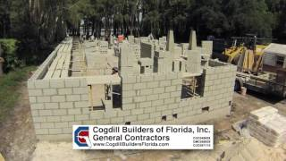 Cogdill Builders of Florida, Inc. Jones Newcastle Time Lapse Video