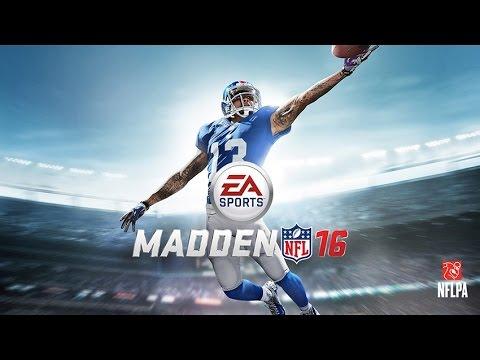 Nakamura Madden NFL 16 Player Season Mode Week 4