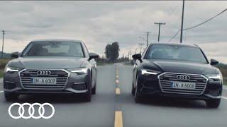[Audi A6] Highlight / 2分でわかるアウディA6の魅力 [アウディ ジャパン]